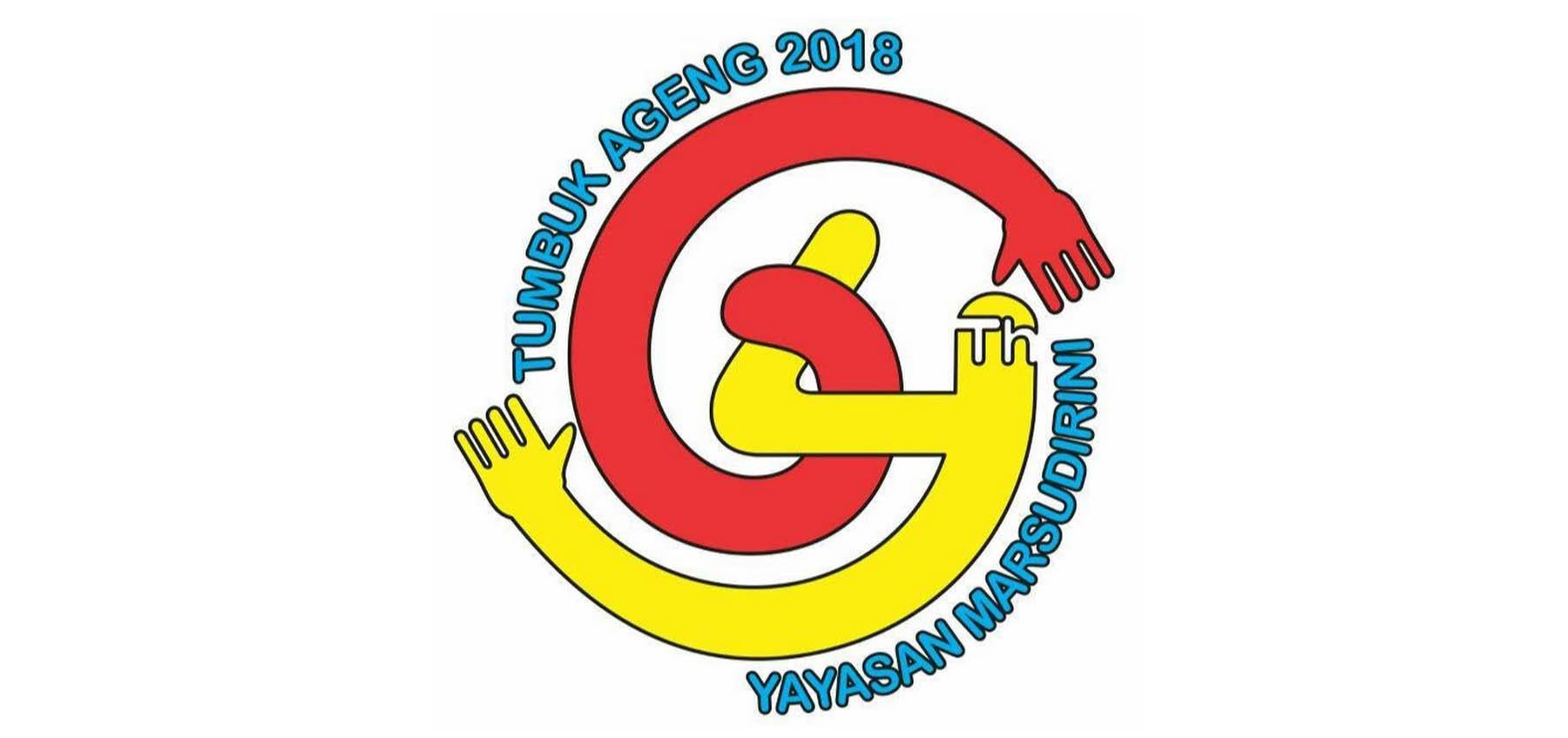 Logo Tumbuk Ageng Yayasan Marsudirini